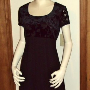 Night Way Collections Little Black Dress Vintage